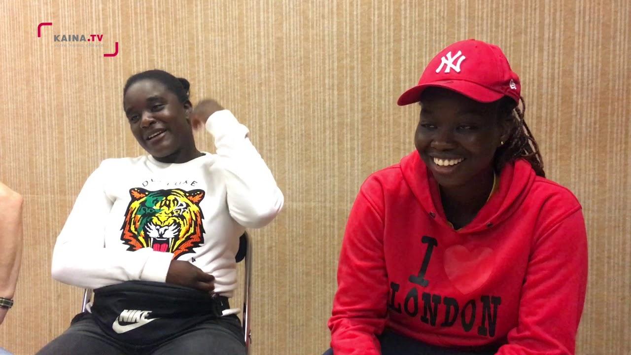 Interview de l'équipe de « Jeunesse sauvage »