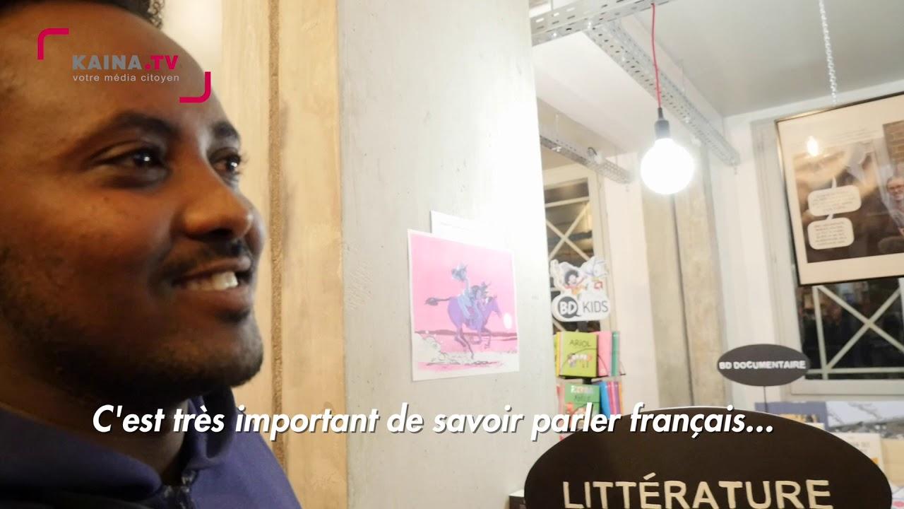 Montpellier : des manuels pour apprendre le français.