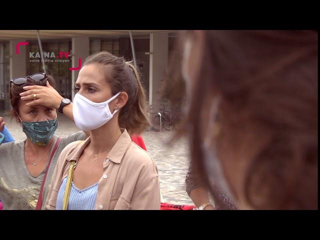 La Paillade : fin de la grève aux Escholiers de la Mosson