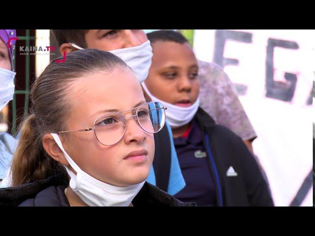 La Paillade : mouvements de grève aux Escholiers de la Mosson