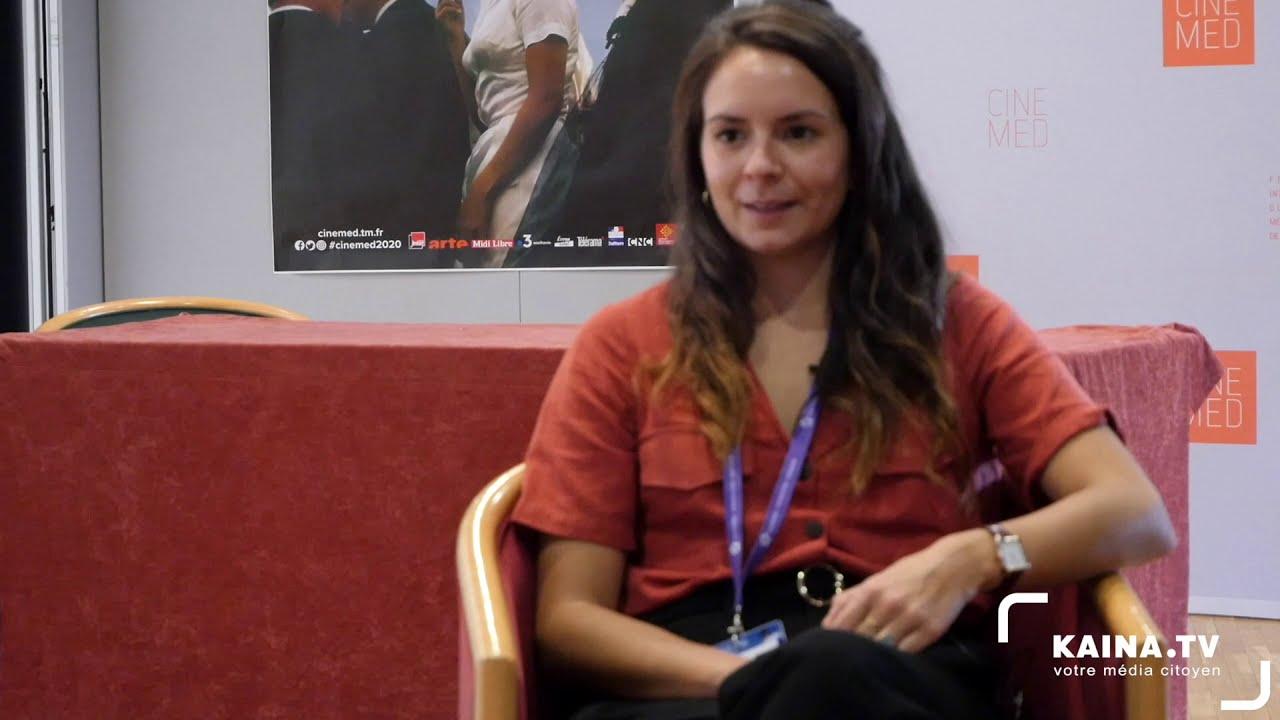 Cinémed : Rencontre avec Anna Faury