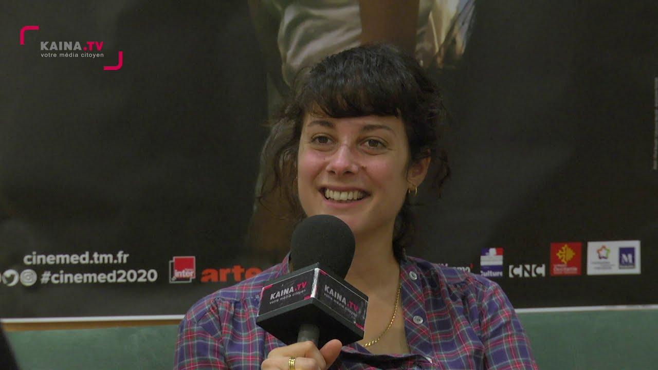 Cinémed : Rencontre avec Chloé Mazlo