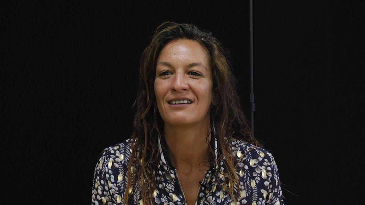 Montpellier : Laetitia MONCET Boxeuse