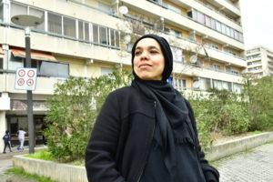 "Nezha HAMDI-ALAOUI : ""Vivre ici n'était pas le plan initial"" photo Jean-Fabrice TIOUCAGNA"