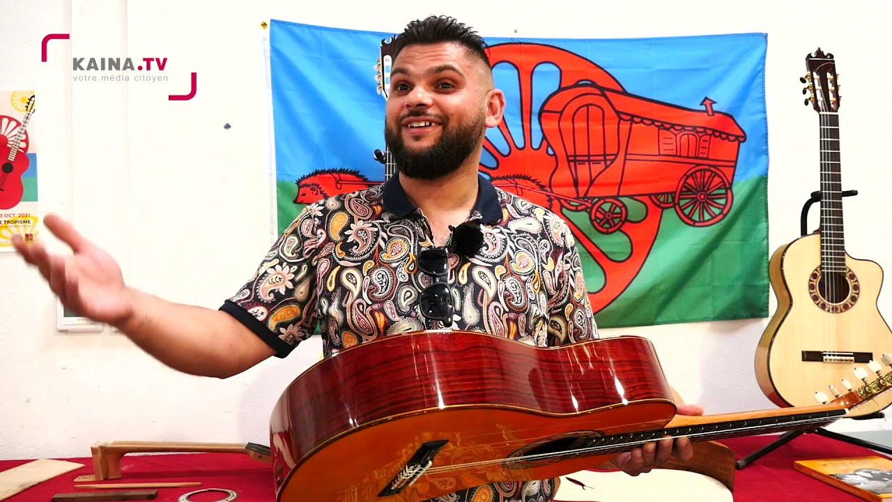 Montpellier : Orell Paul, le luthier des guitaristes gitans